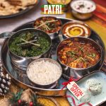 Mother's Day special offer menus for delivery and collection Patri Northfields Ealing