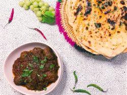 Pomegranate and Beef Recipe Mahreen's Kitchen Recipe