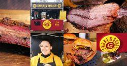 Smoke & Bones Halal Street Food Smoked Brisket Kerb London