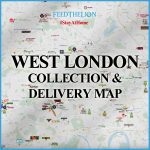 #StayAtHome West London collection & delivery map