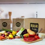 Halal Fresh Food Box Delivery