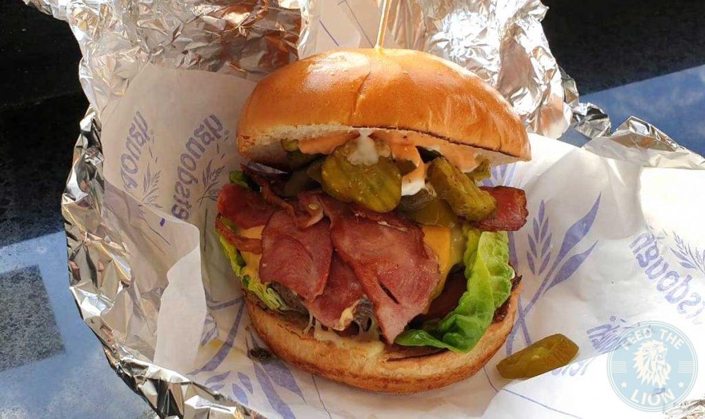 Gourmet Burgers Hanwell London