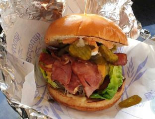 Gourmet Burgers Hanwell London