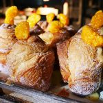 Orientee Artisan Bakery & Cafe Birmingham Halal Cake orange