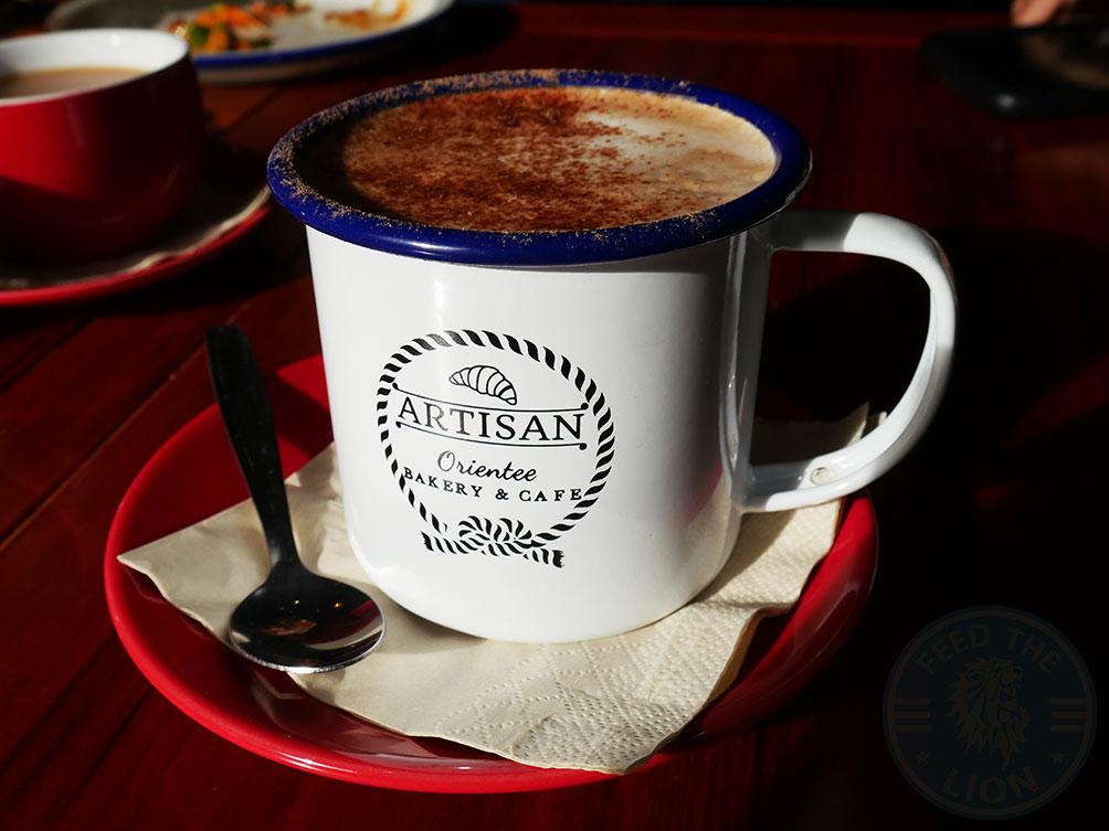 tea Orientee Artisan Bakery & Cafe Birmingham Halal Cake