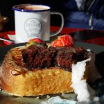french toast Orientee Artisan Bakery & Cafe Birmingham Halal Cake