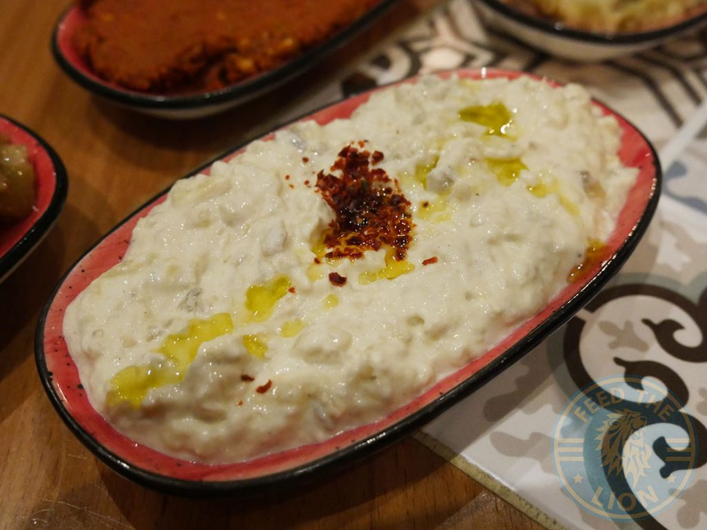 eggplant Ali Ocakbasi Anatolian Grill Turkish Restaurant Halal Leicester Square London Kebab