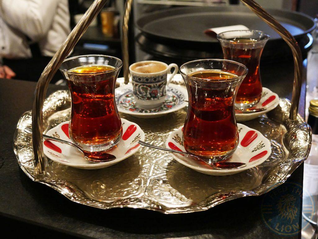 Tea Ali Ocakbasi Anatolian Grill Turkish Restaurant Halal Leicester Square London Kebab