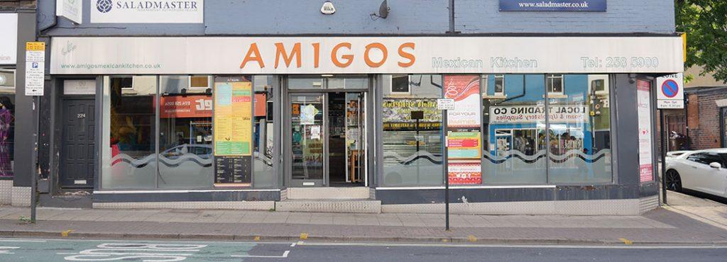 Amigos Mexican Kitchen Sheffield