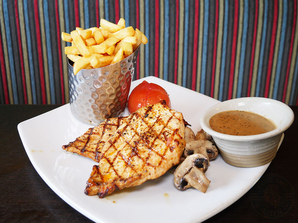 Amigos Mexican Halal restaurant Sheffield Chicken Fillet