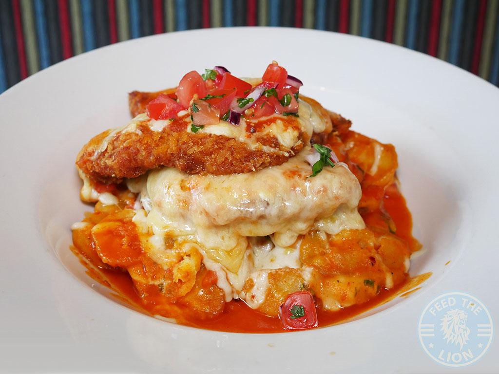 Chicken Poblanos Amigos Mexican Halal restaurant Sheffield
