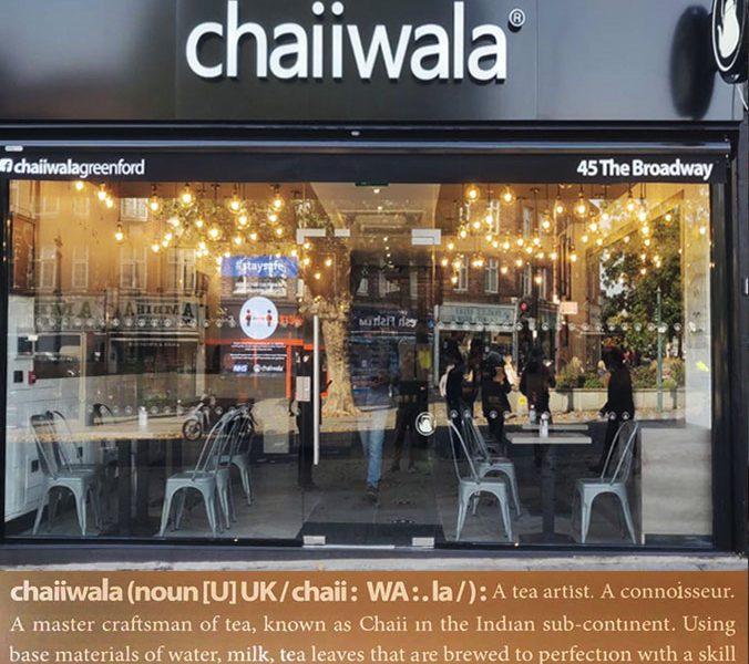 Chaiiwala Greenford London Indian Chai Breakfast
