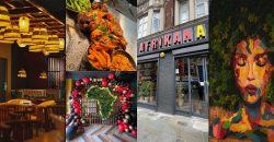 Afrikana Kitchen Halal Restaurant London Dalston