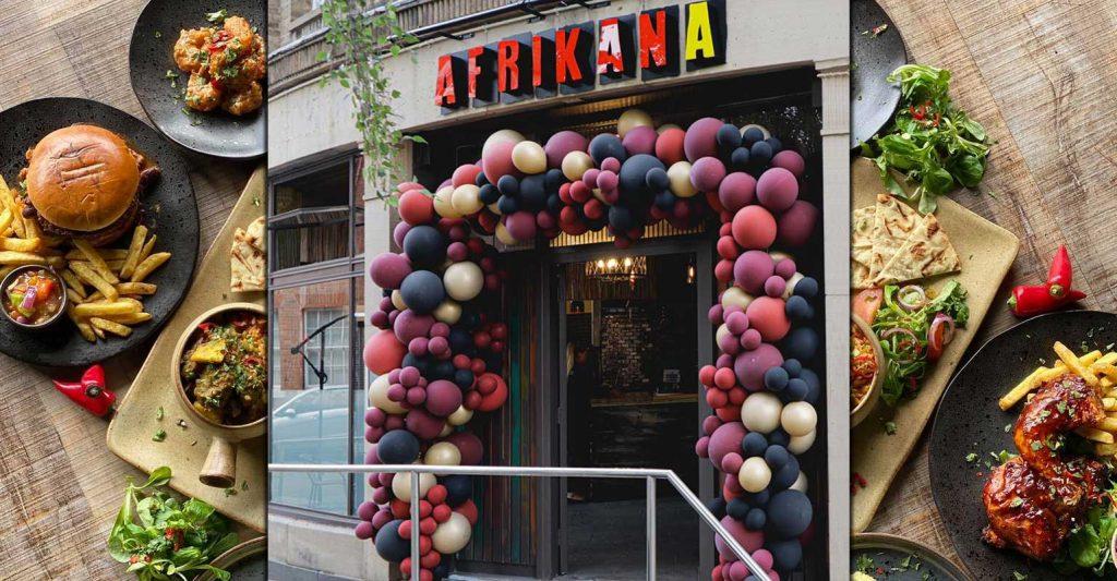 Afrikana Kitchen Halal London Dalston Restaurant