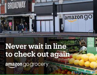 UK's first 'contactless' Amazon Go could open in London Ealing