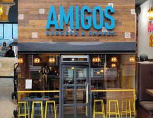 Amigos Burgers & Shakes Wembley London