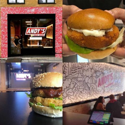 Andy's Burgers East London
