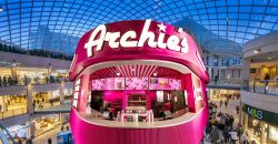Archies Leeds Trinity Shopping Halal Burgers