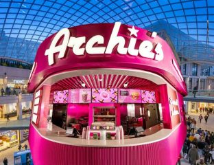 Archies Leeds Trinity Shopping Halal Burgers