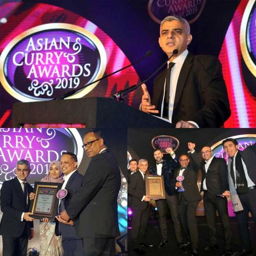 Asian Curry Awards 2019