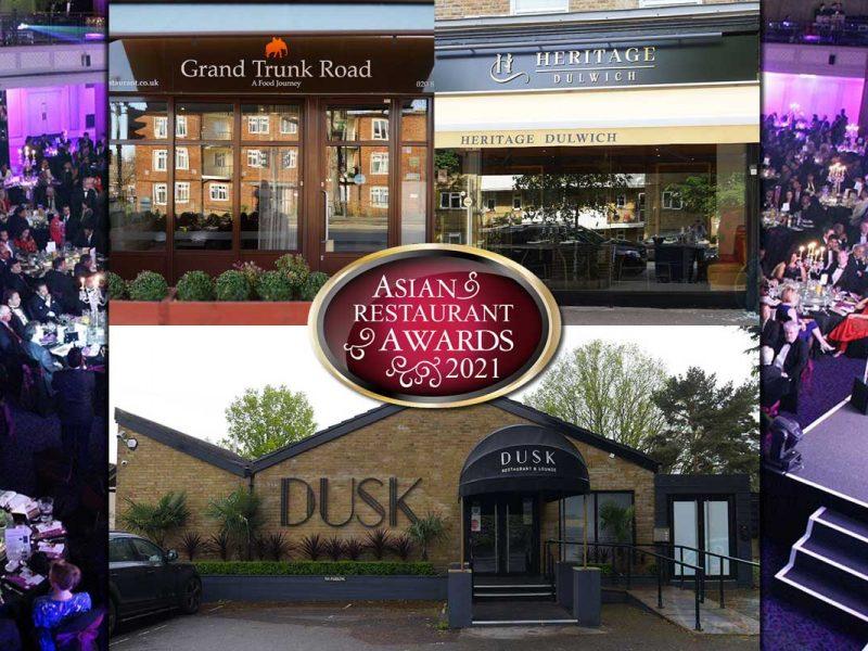 Asian Restaurant Awards 2021 Halal