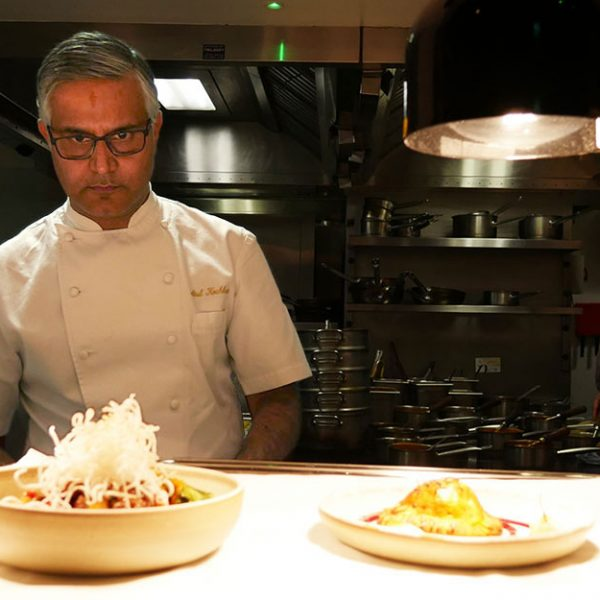 Atul Kochhar Indian Chef Michelin Halal Restaurant Kanishka