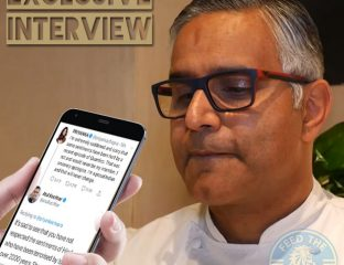 Atul Kochhar Islamophobia islam muslim tweet twitter