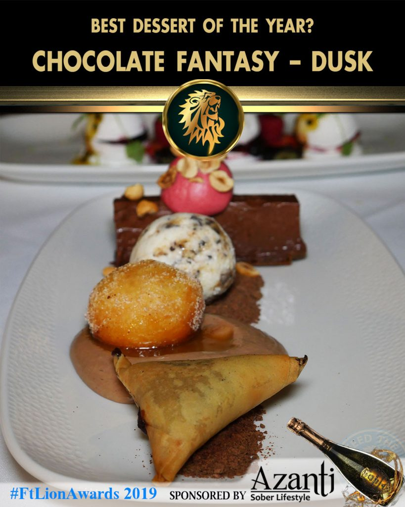 #FtLionAwards 2019 - Best Dessert of the Year?
