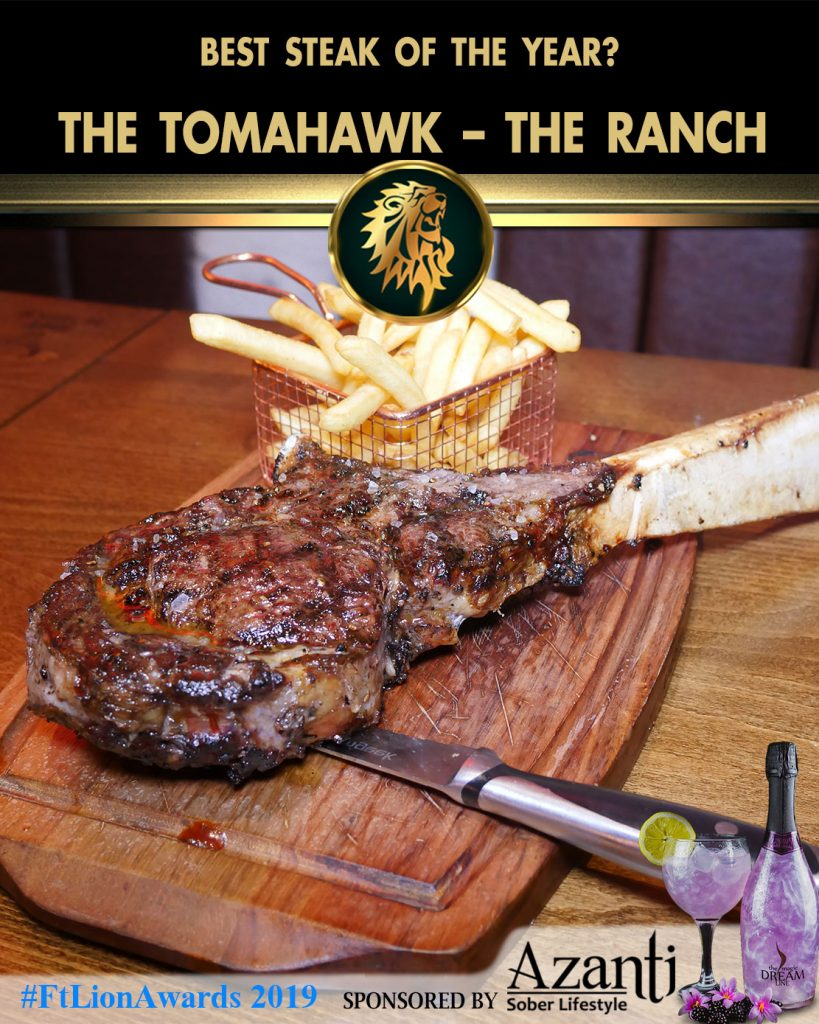 #FtLionAwards 2019 The-Tomahawk-The-Ranch
