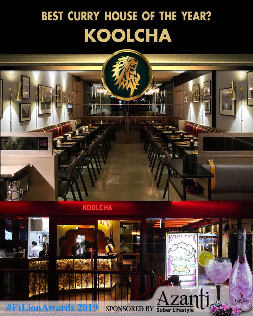 koolcha #FtLionAwards 2019 - Best Curry House of the Year?