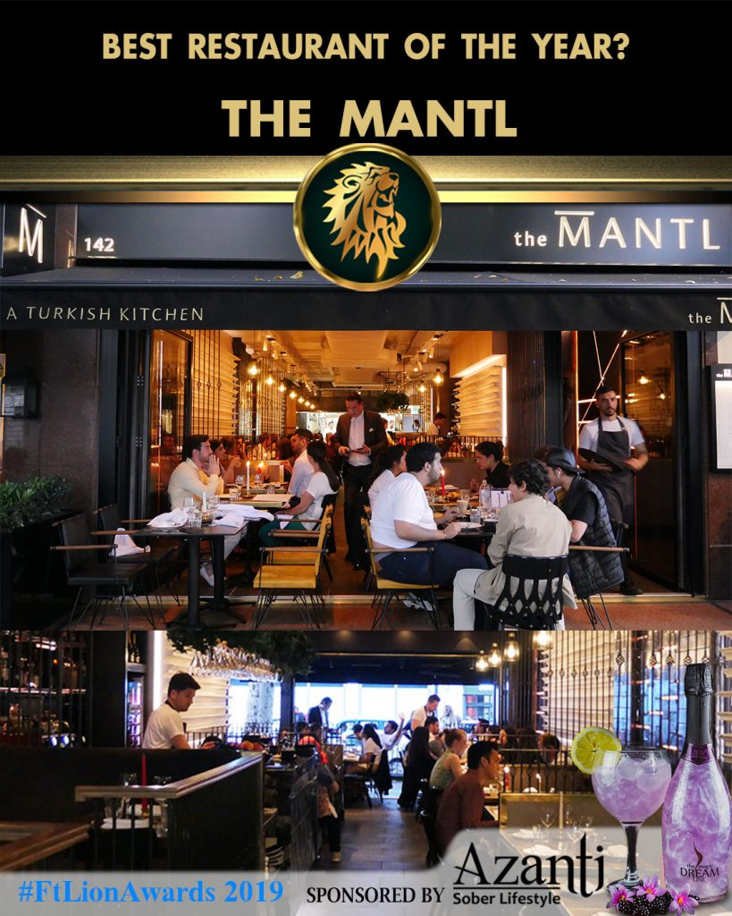 #FtLionAwards 2019 - Best Restaurant of the Year? the mantl