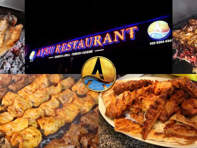Aysu Restaurant Turkish Halal Queensway London