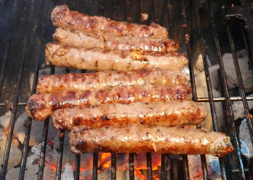 b sausage