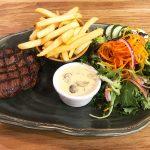 steak Buffalo's Halal burgers steaks wings Liverpool NSW Australia