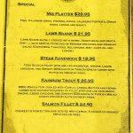 ,enu Buffalo's Halal burgers steaks wings Liverpool NSW Australia