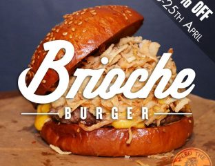 Brioche Burger Band of Burgers BOB Halal burger Walthemstow