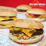 Burger Base London Halal restaurant Ilford Lane McDonalds Big Mac