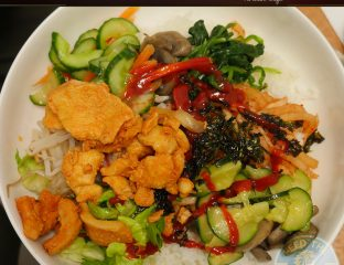 Café Bibimbap Halal Korean West Ealing, London