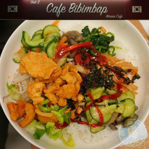 Café Bibimbap Halal Korean West Ealing, London