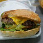 Burgeri Halal Soho London restaurant