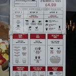 menu BRGR.Bro Slider Burgers Halal restaurant Leicester