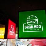 BRGR.Bro Slider Burgers Halal restaurant Leicester