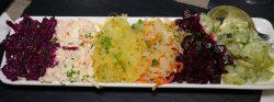 salad Bronek's International Fish Cuisine - Halal restaurant Northfields, London