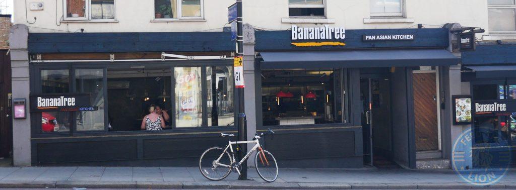 Banana Tree Battersea Halal restaurant London
