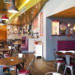 Balans International Cuisine Westfield London White City Halal Restaurant Burgers Steaks Breakfast Brunch