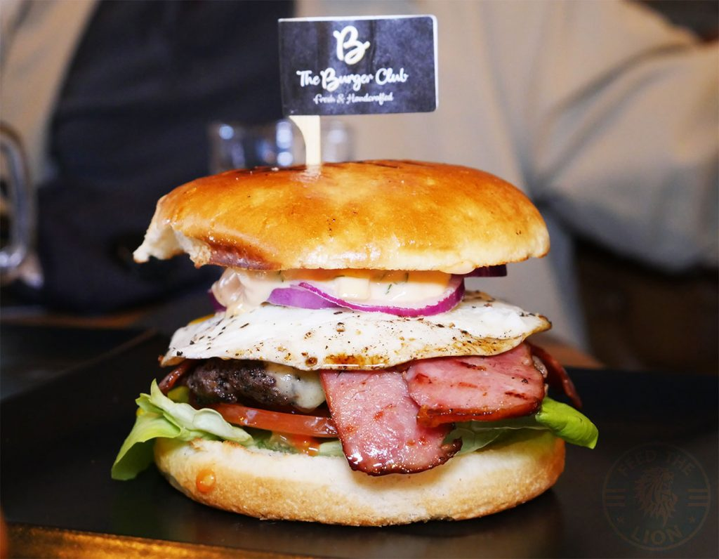 The Burger Club Halal American Banstead, Surrey restaurant