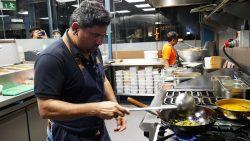Award winning barbeque Chef Abdul Yaseen's Barbers Bazaar