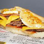 BurgerBase Ilford London Halal Burgers McDonald's Restaurant