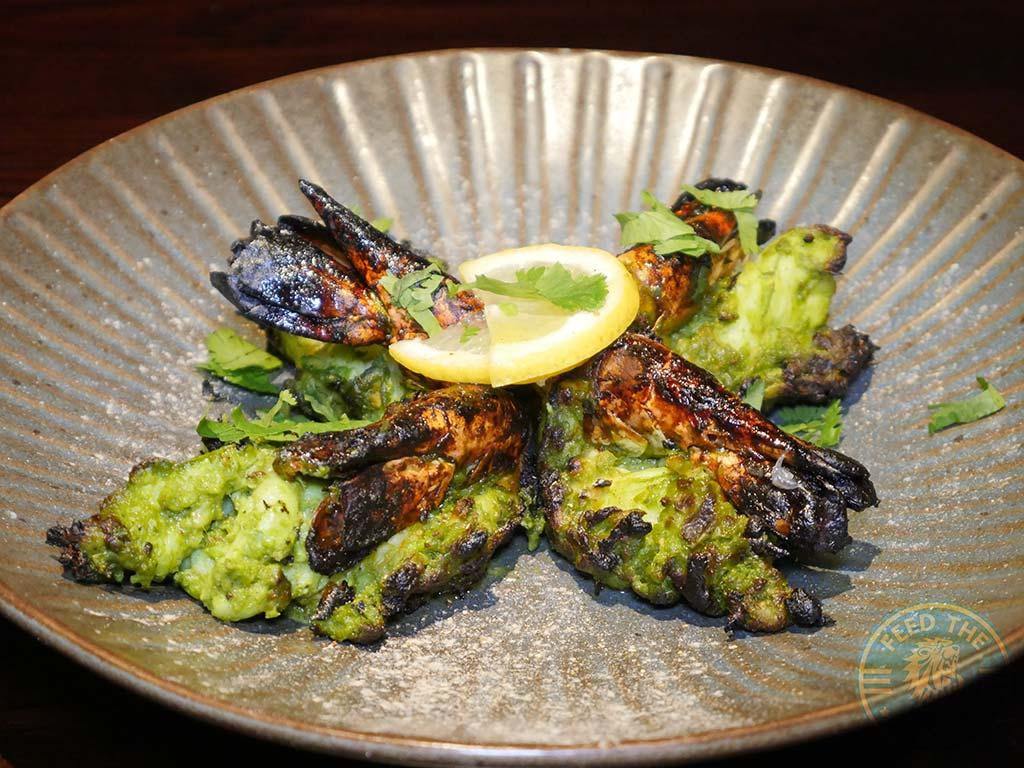 Bombay Chow Indian Halal restaurant Wembley London