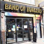 Band of Burgers The Sushi Bar Brick Lane Halal Whitechapel Japanese restaurant